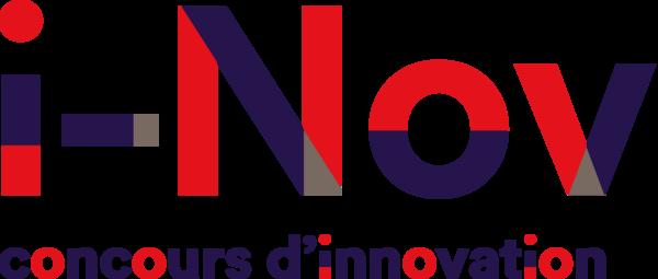 Logo concours d'innovation i-Nov